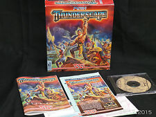 A World Of Aden Thunderscape  IBM DOS PC CD-ROM Video Game D&D