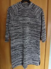 M & S Delicate Fabric Short Dress / Tunic Dress with cotton Size 16 BNWT