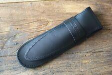 Thiers Issard weiches Einsteck-Etui, Farbe schwarz für das Rasiermesser