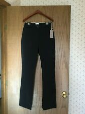 Women's Bergdorf Goodman Jenne Maag Black Pants Size M NWT
