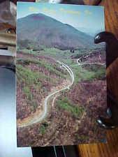 Peaks Of Otter In Back Of Blue Parkway,Va/Virginia/Pub By Haynes Co,Roanoke,Va.