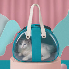 Foldable Astronaut Space Capsule Cat Dog Carrier Travel Bag Case Pet Backpack