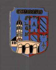 Pin's Police / EGM Escadron de Gendarmerie Mobile 24/8  (Macon - EGF)