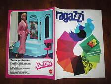 IL MESSAGGERO DEI RAGAZZI NUMERO 39 DICEMBRE 1978