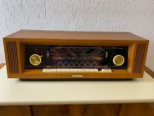 Philips Saturn 631 Stereo Röhrenradio volle Funktion VINTAGE guter Zustand rare