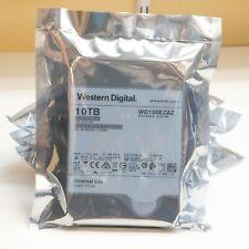 "NEW WD 10TB SATA NASware 3.5"" SATA III Internal NAS Hard Drive 256mb WD100EZAZ"