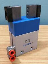 Festo Air Pneumatic Parallel Gripper HGP-20-A-B-G2 Mat No 525891