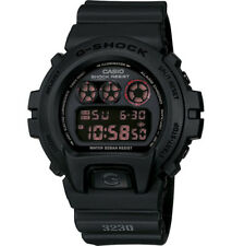 Casio G-Shock Digital Mens Black Military Inspired Watch DW-6900MS-1 DW-6900MS-1