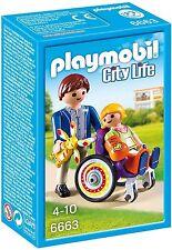 Ref.6663 ENFANT AVEC FAUTEUIL ROULANT - City Life