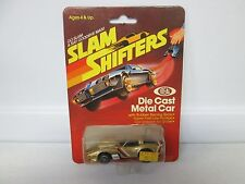 Vintage 1982 Ideal Slam Shifters Corvette Gold