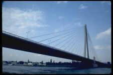 022018 Cable stayed Bridge A4 Photo Print
