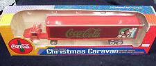 BRAND NEW ERTL 1/64**COCA~COLA CHRISTMAS CARAVAN**Tractor Trailer**MINT in BOX**