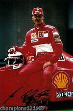 Michael Schumacher++Autogramm++ ++FORMEL 1 Weltmeister+