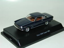 FIAT 2300 COUPE 1961 BLUE NOTTE 1:43 STARLINE