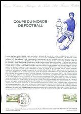 FRANCE CEF 1982 FUßBALL FOOTBALL FUTBOL SOCCER SPORT SONDERBLATT z2163