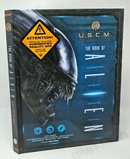 Book of Alien: Augmented Reality Survival Manual ~ Williams, Owen LIKE NEW