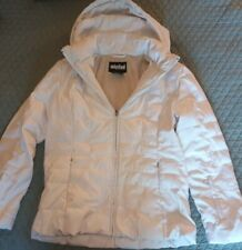 Kenneth Cole Unlisted Women's S/Ch Duck Down 6 pocket Hooded Full Zip Jacket
