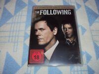 The Following - Staffel 1  [4 DVDs] (2014)  NEU OVP