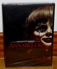 ANNABELLE DVD NUEVO PRECINTADO TERROR (SIN ABRIR) R2