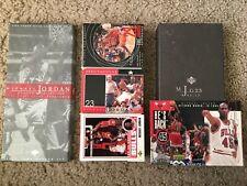 MICHAEL JORDAN 1998 Career Collection Set Early Years 1984-1993 Upper Deck Box