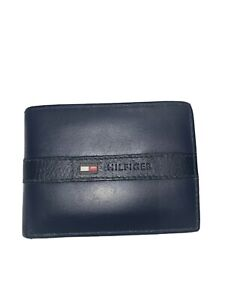 Tommy hilfiger Navy Blue wallet