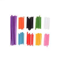 10Pcs Colorful Hot Melt Glue Sticks For Heat Glue Gun High Viscosity Adhesive TO
