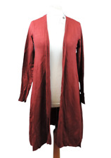 Only Malaga Knitted Long Red / Melange Cardigan Size S rrp £25 CR099 AA 07