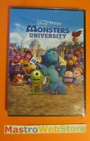MONSTERS UNIVERSITY - 2013 - DISNEY PIXAR - DVD nuovo sigillato [dv73]