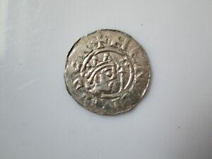 Netherlands/Friesland silver denar  Dokkum, Gf. Bruno III (1050-1057), Dbg 499