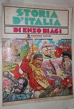 ALBUM STORIA D ITALIA DI ENZO BIAGI Panini 1981 Completo Figurine Collezionismo
