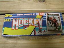 1991 Topps Hockey Factory Sealed Set