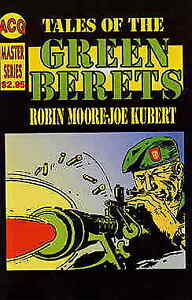 Tales of the Green Berets #2 VF; Avalon | save on shipping - details inside