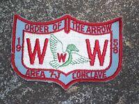 Boy Scout  Area 7-J  Jibshe Wanagan Lodge Order of the Arrow