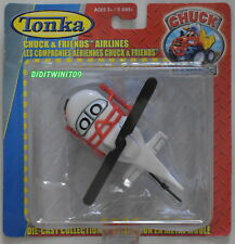 TONKA CHUCK & FRIENDS AIRLINES TRINA TRAFFIC W+