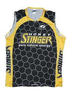 Voler HONEY STINGER Sleeveless Cycling Jersey, Women's M