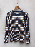 Tunisian Breton Top by Armor-lux - 100% Linen / Cotton - Made in France