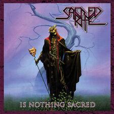 SACRED RITE - Is Nothing Sacred (NEW*US Metal REREL. + 10 BONUS TRACKS*3rd ALBUM