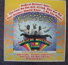 Beatles Record Album: Magical Mystery Tour + Picture Book