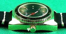Mens Watch, Ice Master, Quartz, Water Resistant, Stainless Steel Back, Leather