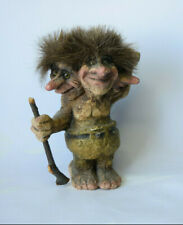 Vintage Norwegian Trolls No. 150 1998 by Ny Form the original trolls