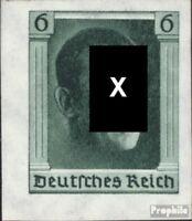 Deutsches Reich 647 (kompl.Ausg.) postfrisch 1937 Hitler