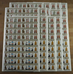 1981 Sao Tome; 150 Serien Schach-WM, postfrisch/MNH, MiNr. 703/11, ME 3000,-