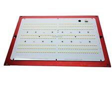 Quantum board led grow light Heatsink   Anodised Red 150w Samsung lm301h