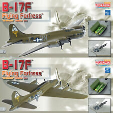 Dragon Warbirds 1/144 WWII Boeing B-17F Flying Fortress Bomber The Duchess USAAF