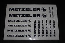 *19 Metzler Aufkleber Sticker Decal Autocollant Bapperl Reifen Rad Tire Pneu bl