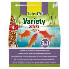 TETRA *Variety Sticks 4L POND * Fish Food all pond fish koi carp