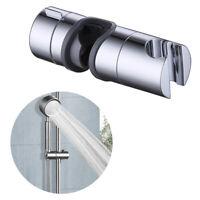 Universal verstellbare 18 bis 25 mm Chrom Brausekopf Slider Halter Halterung.vzY
