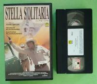 VHS FILM Ita Azione STELLA SOLITARIA(Lone Star)frances mcdormand no dvd cd (V59)