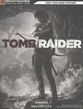 TOMB RAIDER 2013 BRADYGAMES OFFICIAL STRATEGY GAME GUIDE + DLC NEW