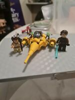 Lego star wars - Anakin Minifigures & Ship - Aussie Seller 🇦🇺🇦🇺🇦🇺
